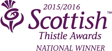 Thistle Awards National Winner 2015-16