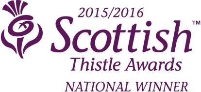 Thistle Awards National Winner 2015-16